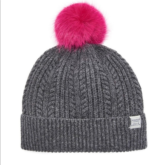 NEW JOULES HAT LAMBSWOOL